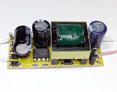 Cara Merangkai Led Driver 20w 34volt Untuk Hpl 1 3 Watt Cara Tekno