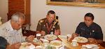 Gubernur Jambi Jamu Sarapan Pagi Ketua Umum PGI dan Peserta Rakernas PGIW/SAG