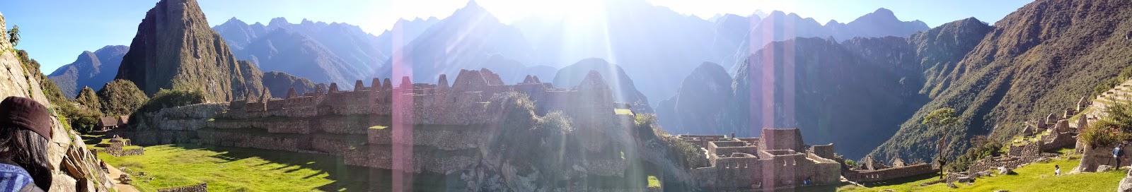 Machu Picchu: Amanecer