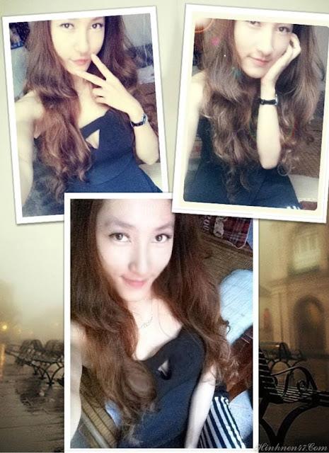 Hot girl Linh Tây