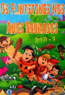 Os Flintstones Nos Anos Dourados - DVD 1 - DVDRip Dublado