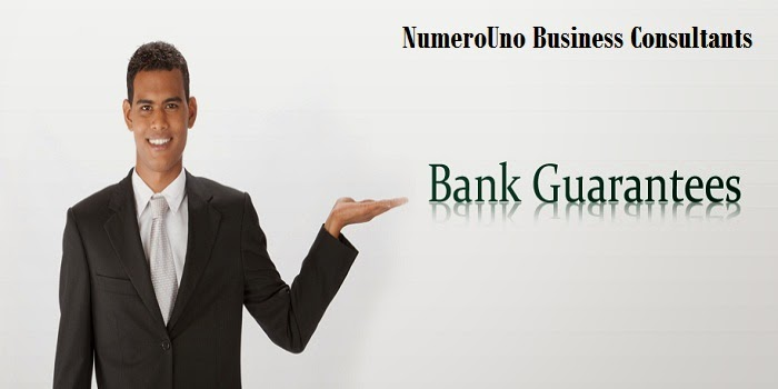 NumeroUno Bank Guarantee Service