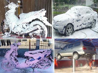 Peluang bisnis cuci mobil dan motor yang menjanjikan