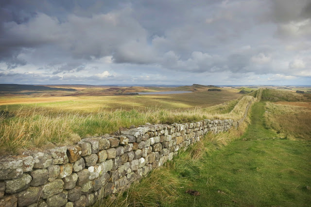 Best Hadrian's wall walk & best view: Steel Rigg to Housesteads, inc. Sycamore Gap