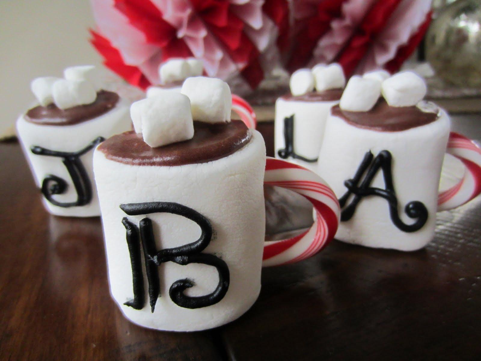Notable Nest: Marshmallow Hot Chocolate Mugs