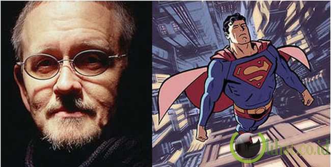 Superman jadi politis?