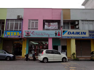 Boutique RONA-RONA COLLECTION - Bandar Baru Bangi