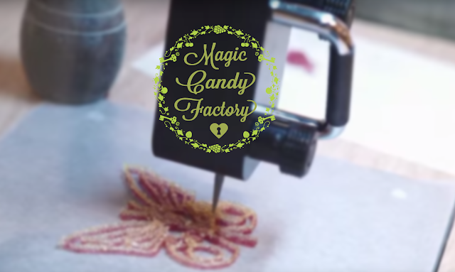 Der erste Fruchtgummi 3D Drucker der Welt steht in Berlin | MAGIC CANDY FACTORY
