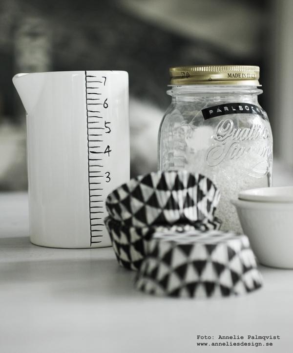 måttsats av porslin, baktillbehör, baka, bakning, matlagning, webbutik, webbutiker, webshop, annelies design, anneliesdesign, interior, köksdetaljer, köksdetalj, måttsats, måttsatser, vitt porslin,