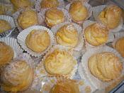 Cream Puff Sedap RM 20 25 pcs Rm40 50 pcs