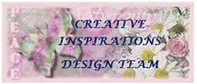 Proud to have been a Design Team Member for Creative Inspirations