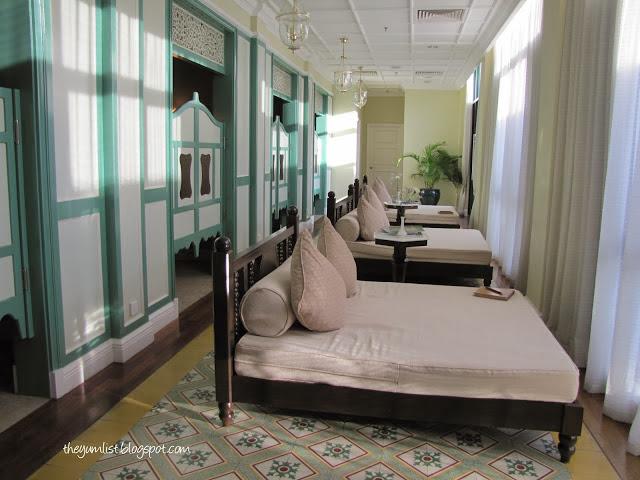 best luxury spas malaysia, ytl