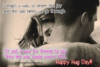 hug day sms for boyfriend