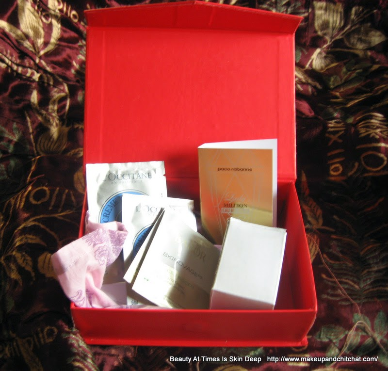 What's inside My Envy Box of December 2014?