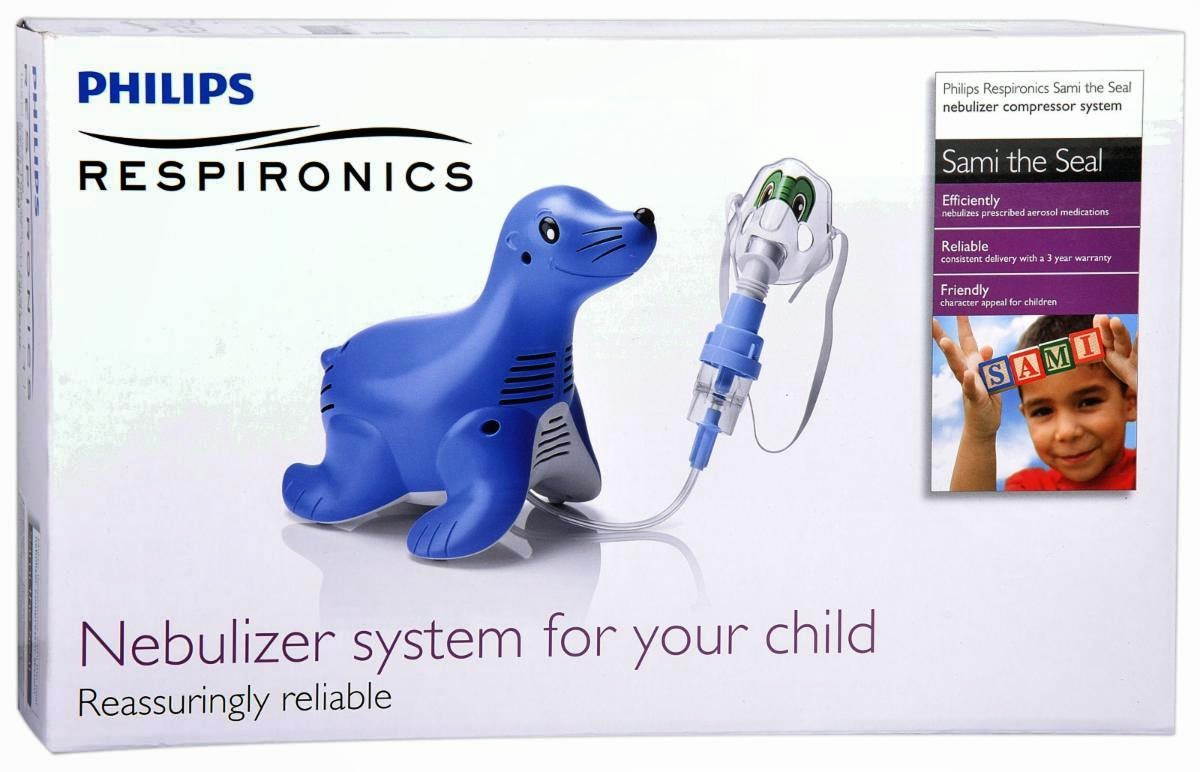 Jual Nebulizer Untuk Bayi Pilek dan Batuk