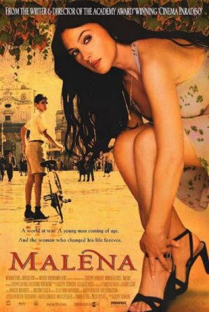 Phim Người Yêu Đầu Đời - Malena
