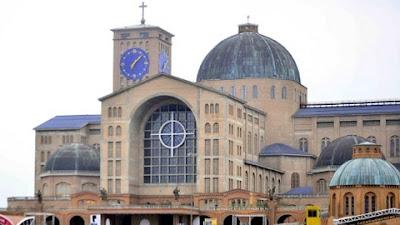 Com visita do Papa, Aparecida deve receber cerca de 200 mil fiéis