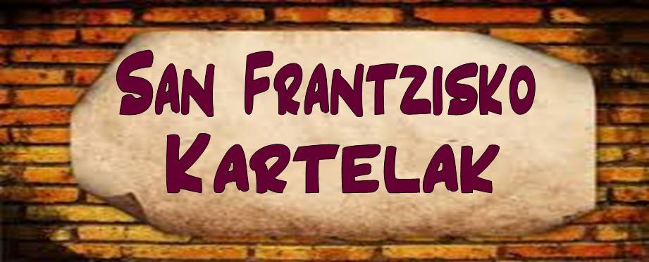 SAN FRANTZISKO KARTELAK