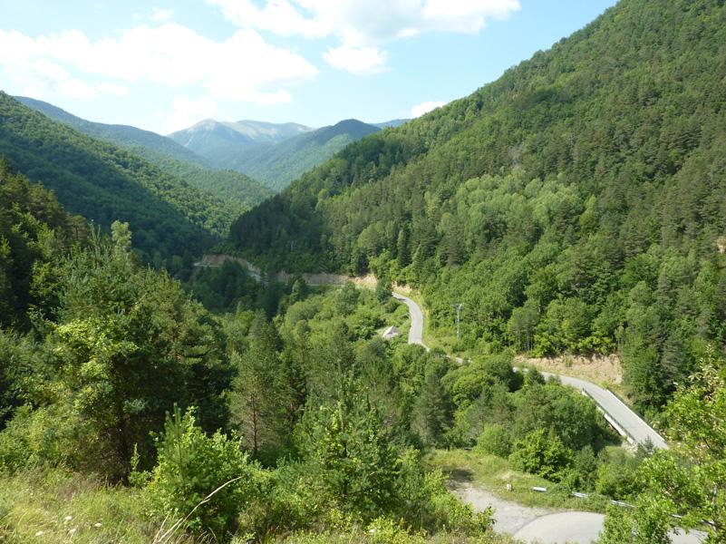 Torla ca n de a isclo viaje en bicicleta pirineos for Oficina turismo torla