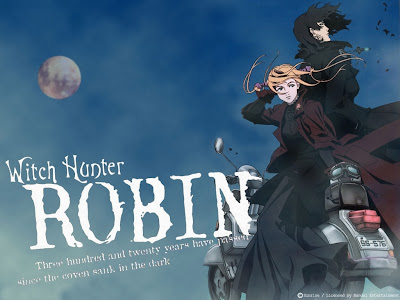 Anime Wallpaper Witch Hunter Robin