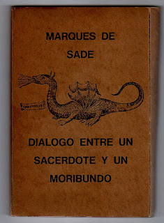 Diálogo entre un sacerdote y un moribundo - Marqués De Sade