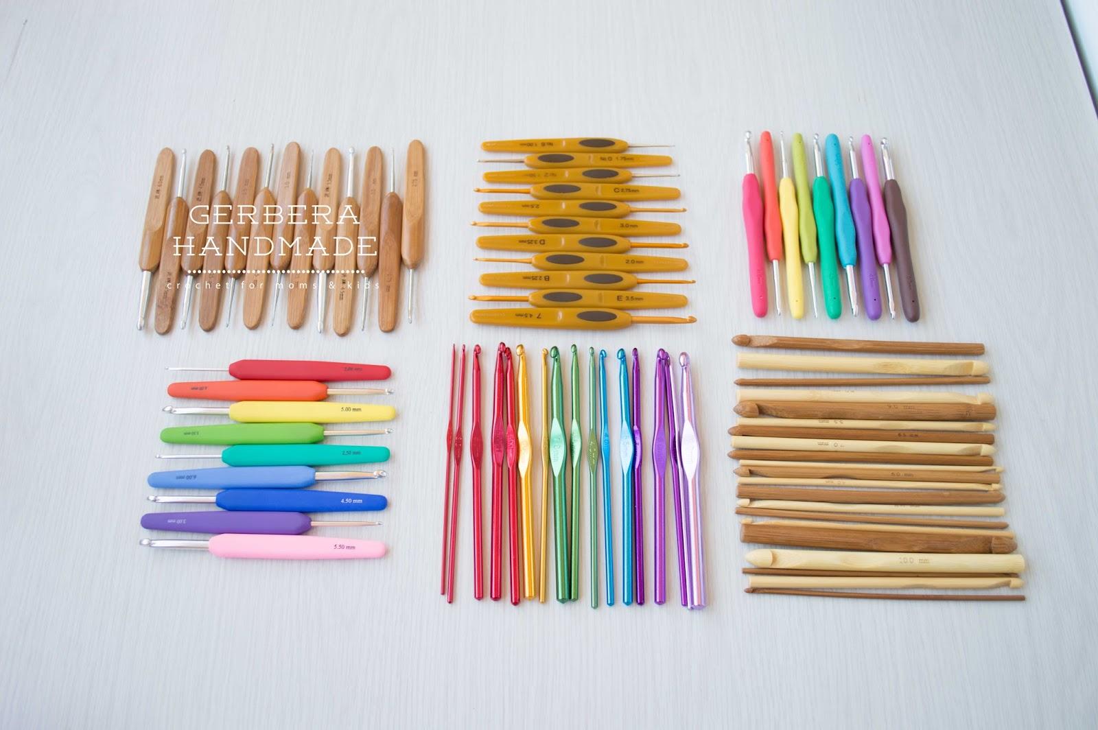 крючки Кловер, китайские крючки, Clover, Clover Hooks,Knit Pro, Knip Pro hooks, addi hooks, addi, bamboo hooks, hook stash, hook set, rainbow hook, крючки Книт про, крючки адди