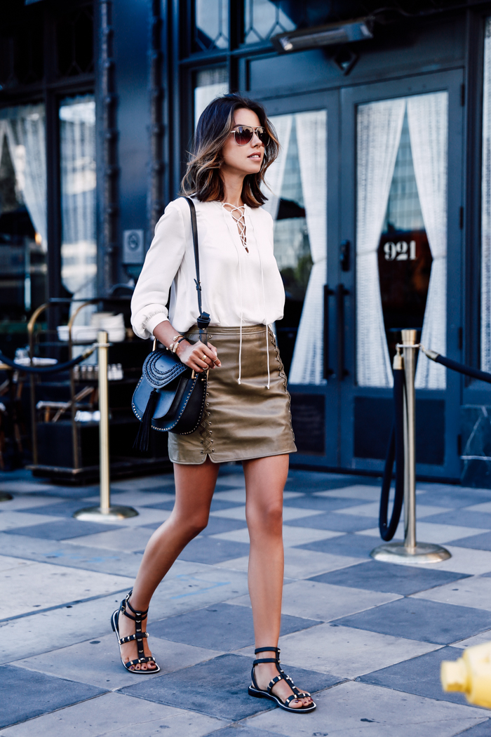 LACE UP IN DTLA | VivaLuxury | Bloglovin\u0026#39;