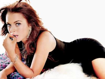 Lindsay Lohan hot hd wallpapers
