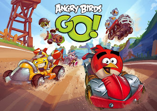 Angry Birds Go Apk Data v1.0.1