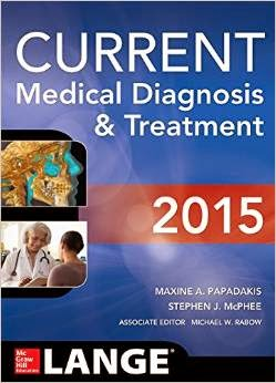 CURRENT Medical Diagnosis and Treatment 2015 PDF