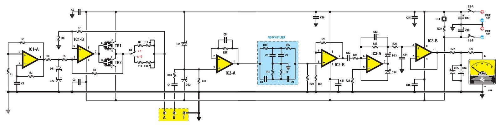 Comment mesurer la r sistance d une prise de terre schema electronique net - Comment installer une prise de terre ...
