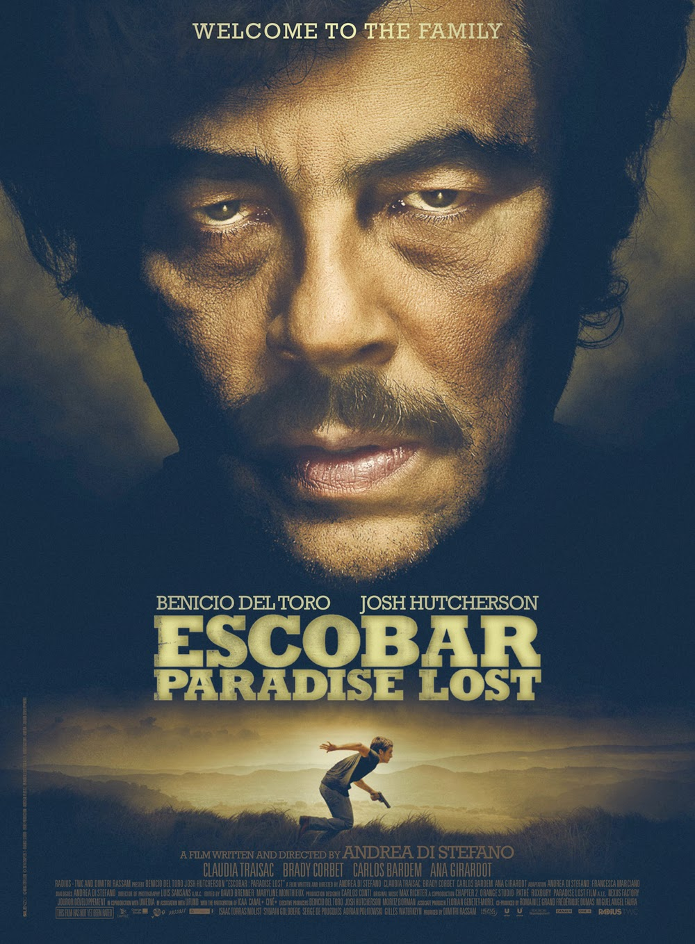 Descarga Escobar Paradise Lost [1080p] [FullHD] (2014) 1 link Audio Latino