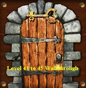 100 Doors Brain Teasers Level 41 42 43 44 45 Cheats