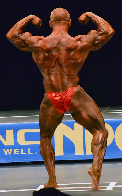 MPG BEST FIT POSERS on Stage - Men's Posing suit, custom made posing suit, bodybuilding suit