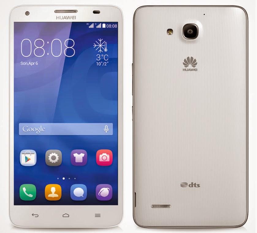 Huawei Honor 3X G750 Android Phone Harga Rp 3 Jutaan