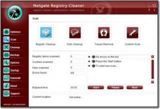 NETGATE Registry Cleaner 5.0.505.0