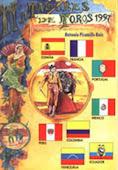 COLECCIÓN MATADORES 1997