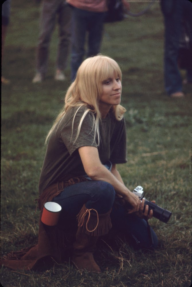 Girls of Woodstock: The Best Beauty and Style Moments from ...