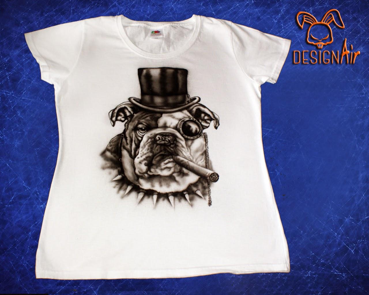 Pieskie koszulki :-)