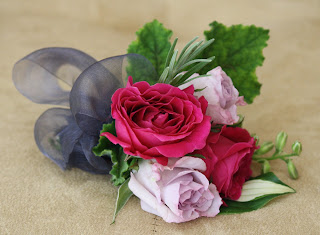 Splendid Stems Event Florals - Mother's Corsage