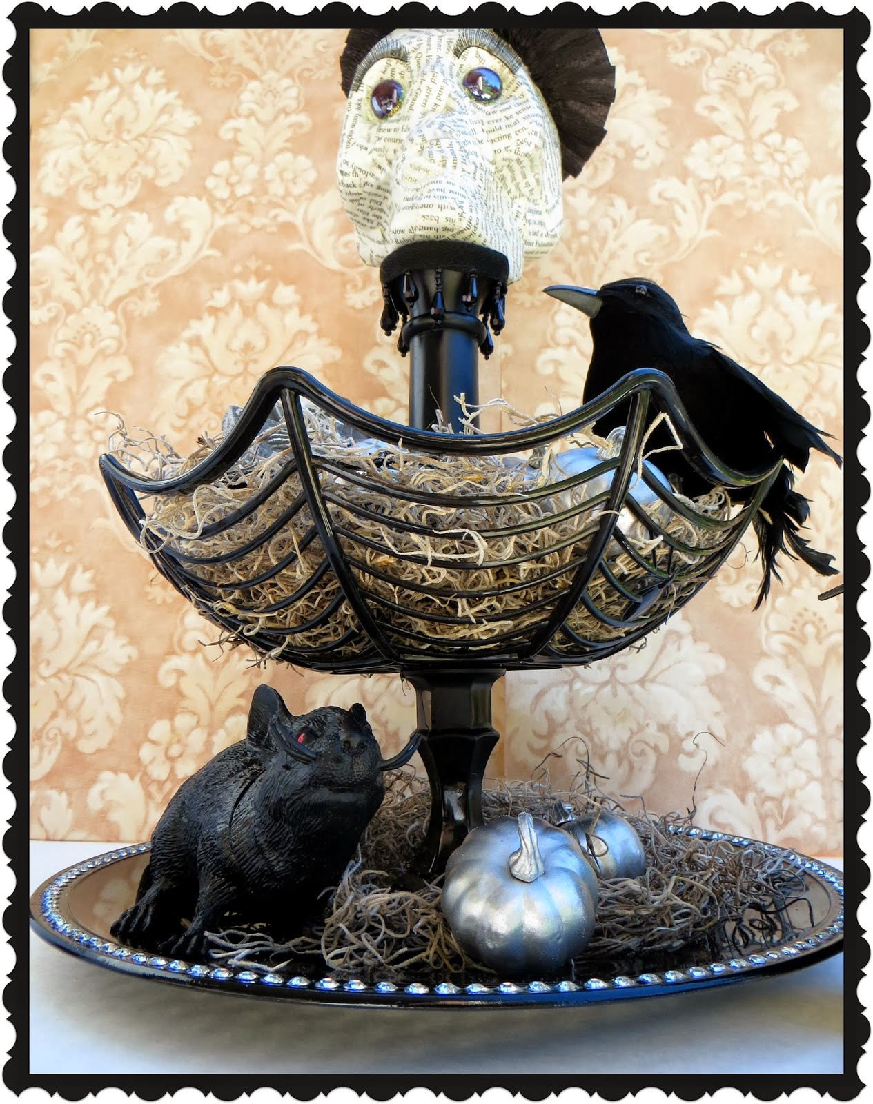 halloween decorations skull spooky decor diy halloween decorations