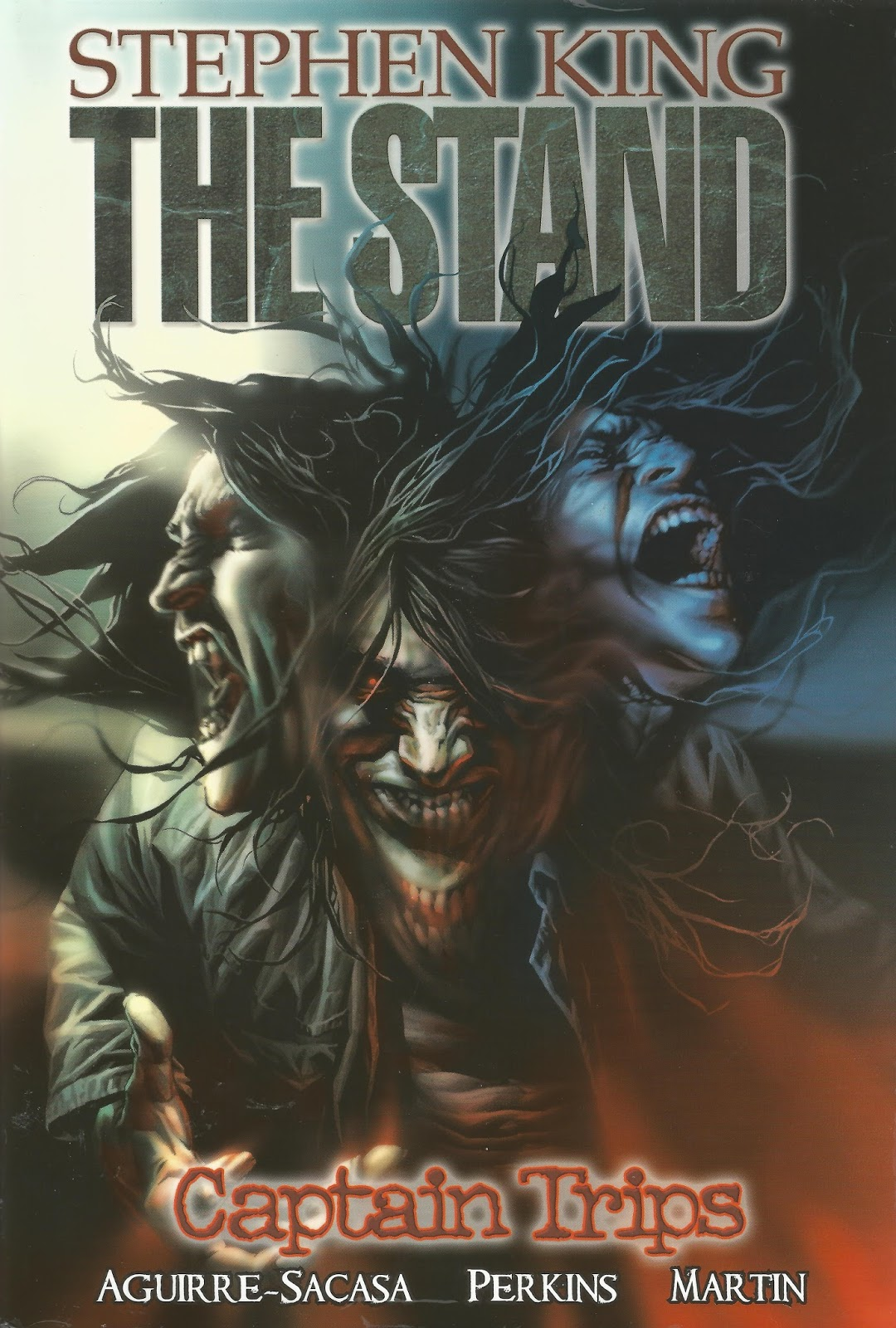 Cover To The Premiere Hardback Edition, Art By Lee Bermejo And Laura Martin