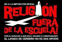 Religión fuera de la escuela