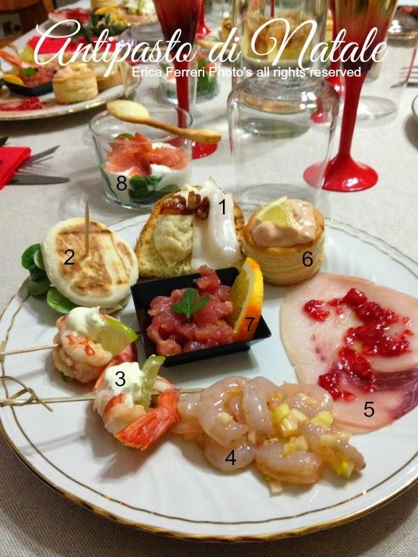 Antipasti Di Natale Sale E Pepe.Ogni Riccio Un Pasticcio Blog Di Cucina Antipasti Di Natale Di