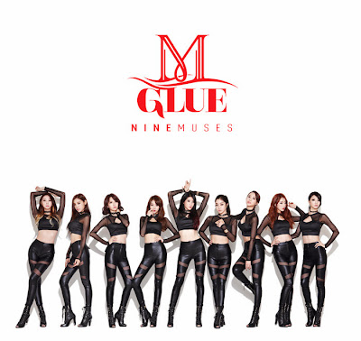 Nine Muses Glue cover