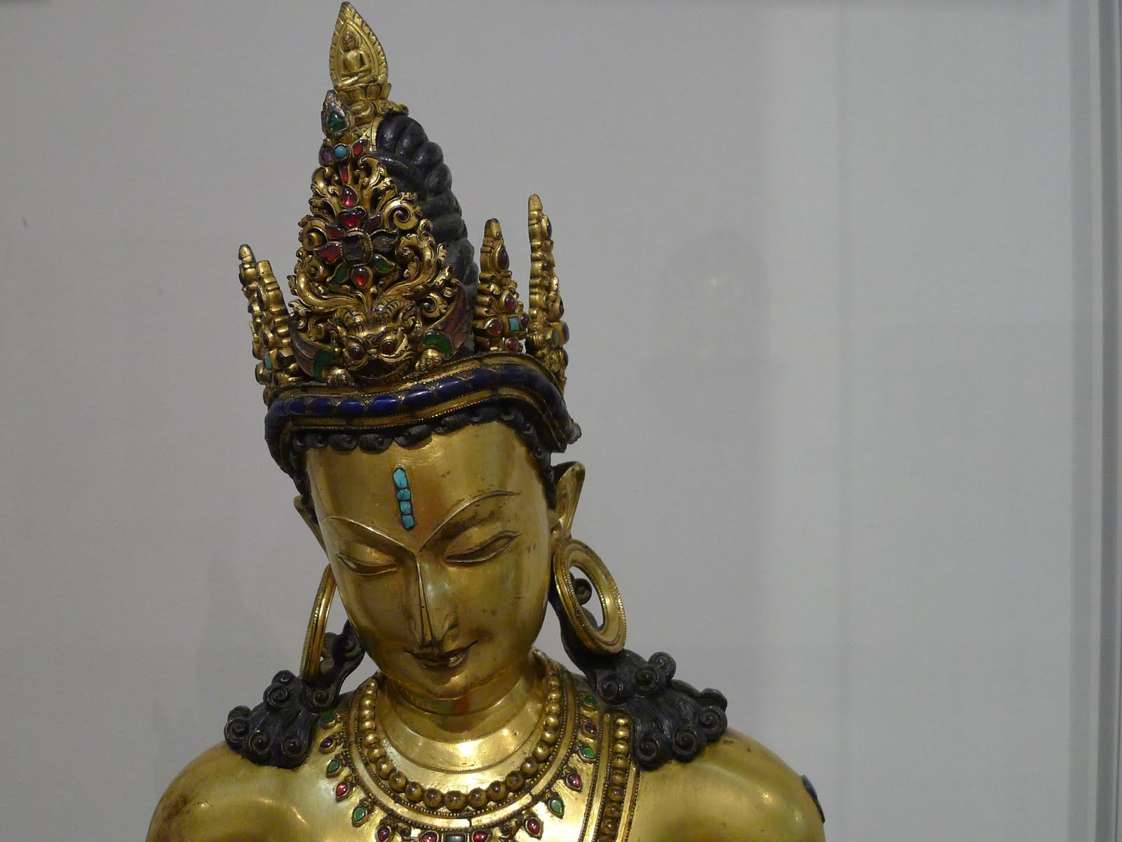 9 More Beautiful Buddhas- London