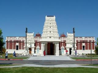 Hindu Temples in US