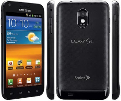 Samsung Galaxy S2 Epic 4G Touch SPH-D710