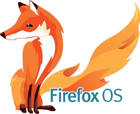 logo de Firefox OS vectorial