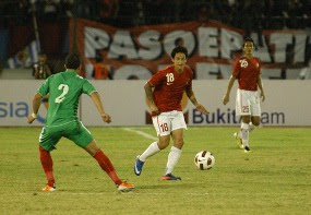 Indonesia Vs Palestina 4-1